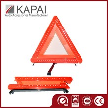 Ec-Approved Warning Triangle Kits With Colors LED