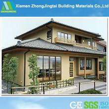 Fireproof Economic friendly prefab small wooden house design