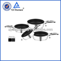 YC new style stainless steel casserole