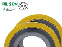 2014 Hot Sales ASME B16.20 Non-asbestos Spiral Wound Gasket of Rilson price, Supplier of Flexitallic Spiral Wound Gasket