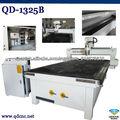 Ranurador de Mesa de Vacío de Carpintería/Máquina de Grabado de Ranurador de CNC para Carpintería QD-1325B