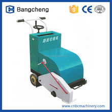durable blade concrete road environmental protection saw cutting machine best price