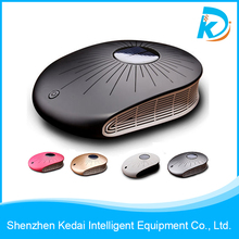 Good quality odor removal portable negative ion car air purifier
