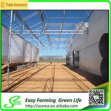 Zinc coating used greenhouse frames for sale
