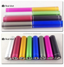Election promotional items gift portable mobile power bank with 2600mah