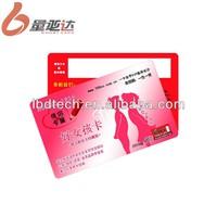 Printing Plastic Cr80 Trading Card/Customized