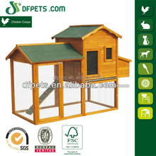 DFPets DFC011 Factory Supply asphalt roof chicken farm