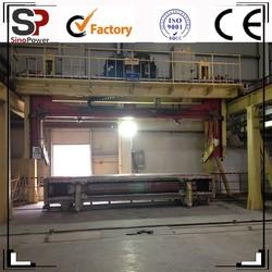 Sand/ Cement/ Lime/ aluminum powder Concrete Block Production Line