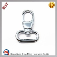 Zamak Key Chain Snap Swivel Hook For Handbag