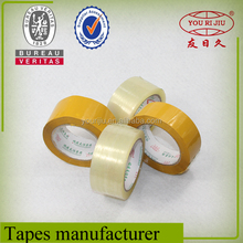 Bag strapping tape bopp tape