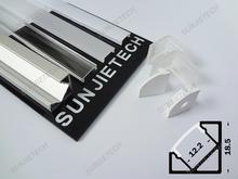 LED Lamp Covers/LED Shades/LED Profile/PVC Profile