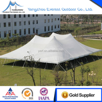 Good quality waterproof clear span party tent