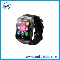 1.54 inch dz09 sim card smart watch phone 2g single sim mobile phone wrist watch bluetooth watch for