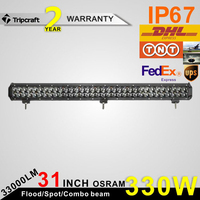 New product osram 4D led lamp 30w 60w 90w 120w 150w 180w 210w 240w 330w 480w Osram Led Light Bar
