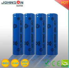 2015 High capacity 1x18650 lithium rechargeable battery 18650 vtc6 battery 18650 battery
