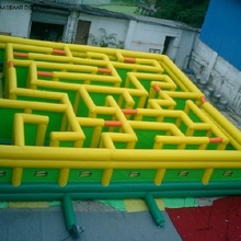New maze fun city for kids