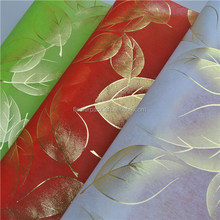nonwoven fabric wrap flowers