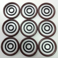 High Performance Rubber O Ring Viton/FKM material
