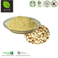 Natural Herbal Supplements Isoflavones10%-80% soy isoflavone extract