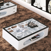 Cheap Glass Coffee Table, TV stand