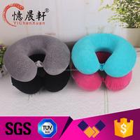 Promotion wholesale custom neck pillow phone,memory form travel pillow