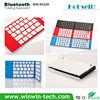 Low MOQ laser virtual bluetooth keyboard with bluetooth speaker