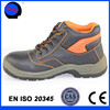 Industrial safety steel toe shoes safety shoes with reflective patches