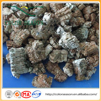 Silvery /Golden Expanded vermiculite from China