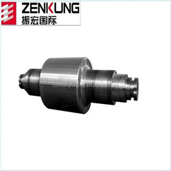 forged high quality carbon steel shaft machines manufacturing companies in china zenkung manufacture