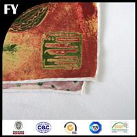 Wholesale China digital printed indian silk shawl