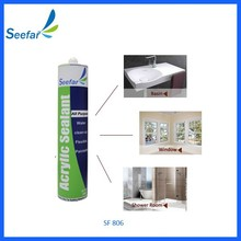 paintable for building construction acrylic sealant