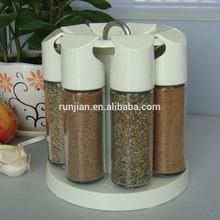 Tarro 8 giratorio lanzador traje/botellas de vidrio/buen sellado aromatizantes olla cx306 120ml