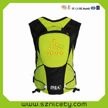 2015 factory direct selling fashion LED vest for hiking