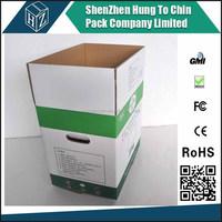 slotter master carton size pattern of cardboard boxes