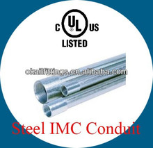 IMC pipe/Intermediate Metal Conduit Tube UL1242