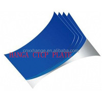 positive blue ctcp plate for printing