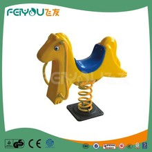 Toy Animal And Children Hobbies 2015 Attractive Style Spring Riding Horse Equipment From Manufacturer FEIYOU