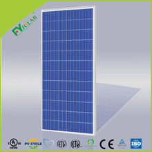 300w poly solar panel solar module solar pv cell solar panel battery stock solar panel