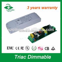 constant voltage power supply plastic led strip light driver 12v 24v