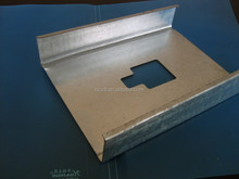 C channel metal stud for Drywall partition