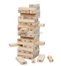 Wooden Toy ,Wooden Jenga Toy ,Jenga