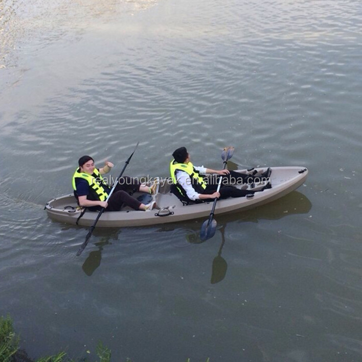 3 person sit on top kayak fishing boat canoe sale buy