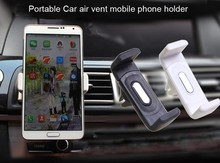 Popurlar Universal Portable windframe Car air vent mobile phone holder for iphone and for samsung