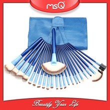 MSQ 24pcs Best Sale Professional cosmetic brush set