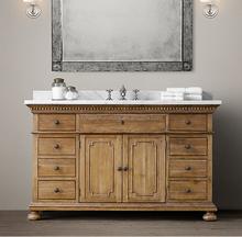 antique french vintage bathroom furniture
