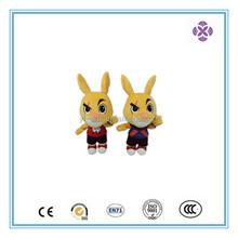customized assorted plush figural, plush animal keychain, mini plush animals