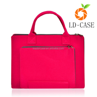 Factory price good quality genuine leather universal sleeve bag folio cover case for 12.9'' Apple Ipad