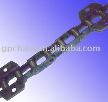 ca550 agricultural chains with pads