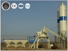 Organic application computer operating procedures Concrete Batching Plant