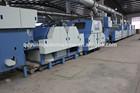 de poupança de energia novo design totalmente automático linha de produção de cashmere
